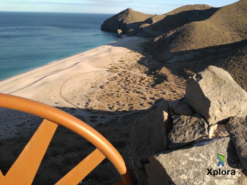 Playa de los Muertos