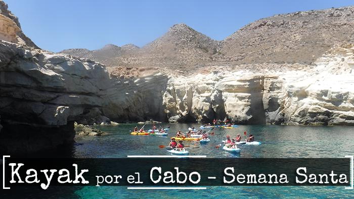 rutas en kayak en cabo de gata almeria, ruta kayak la fabriquilla arrecife de las sirenas, ruta kayak los escullos san jose, ruta kayak las negras nijar