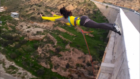 salto puenting