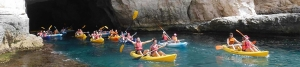 Actividades de Kayak y Snorkel en Cabo de Gata