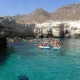 Kayak en Cabo de Gata