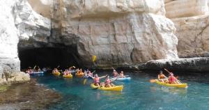 Kayak y Snorkel en Cabo de Gata